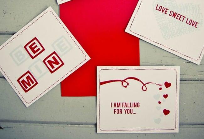 10 Fun Creative Homemade Valentine Card Ideas Mommy Moment – Homemade Valentine Cards Ideas