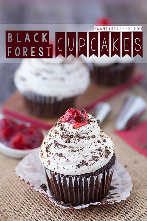 Black-Forest-Cupcakes