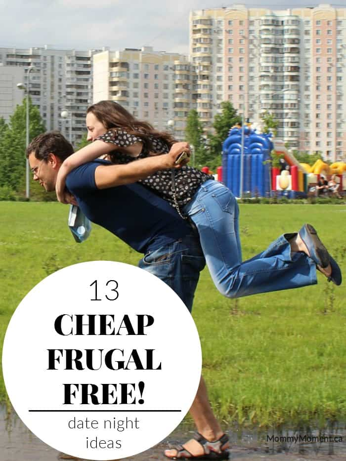 Cheap Frugal Free Date Night Ideas