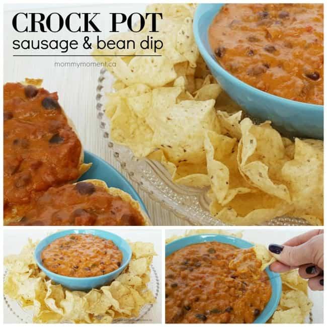 crock-pot-sausage-bean-dip