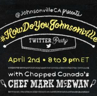JOIN US FOR THE #HowDoYouJohnsonville TWITTER PARTY