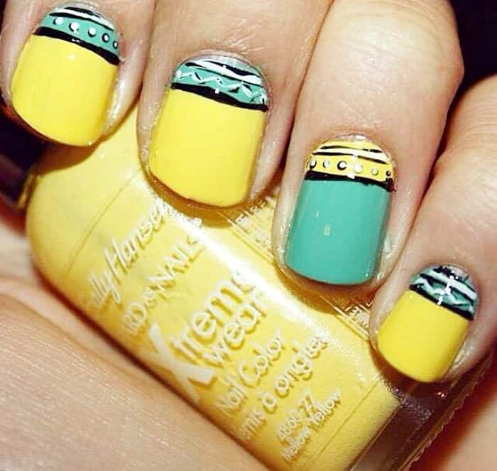 Do you sometimes want to add a little extra flair to your nails? Tribal nail art can be as simple or as complicated as you want it to be.