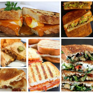 19 GOURMET GRILLED CHEESE SANDWICHES