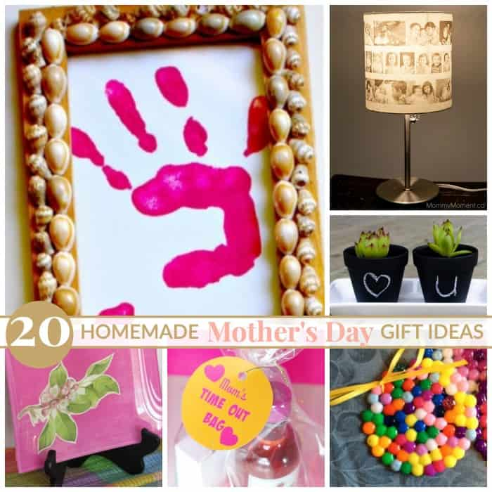 Homemade Mother 39 S Day Gift Ideas Mommy Moment