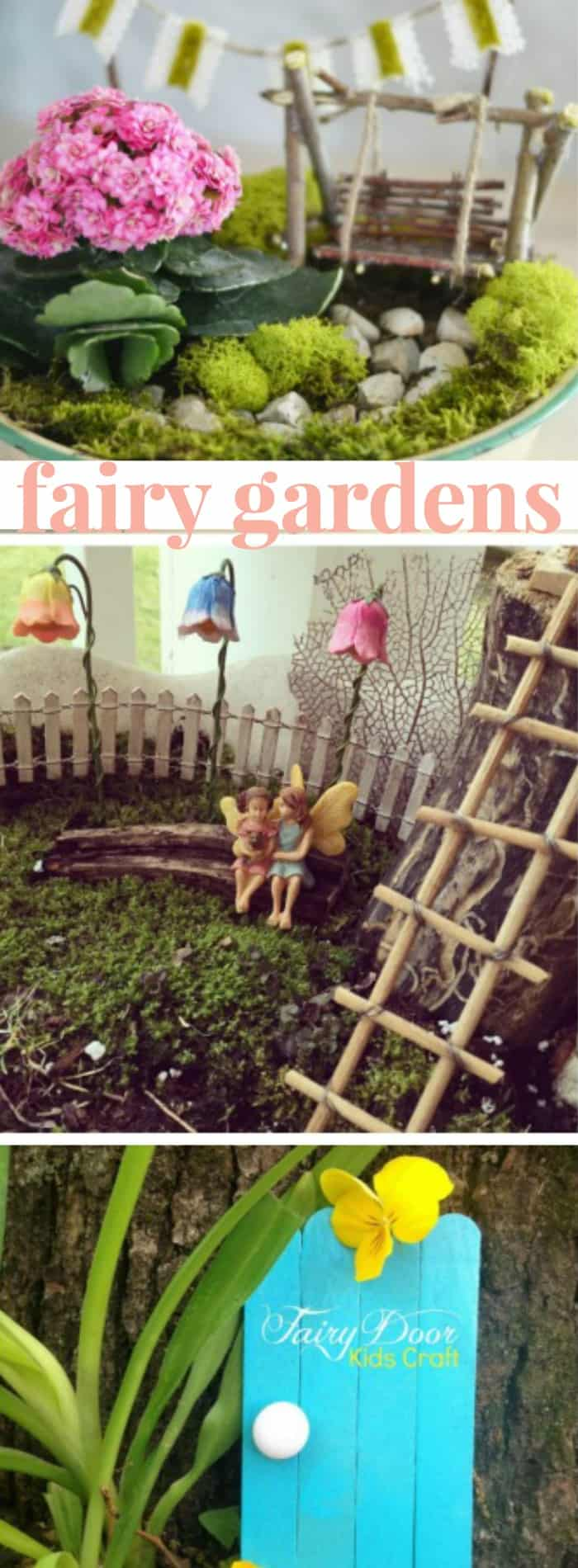 Inspiration on how to make a fairy garden at home mommy for Landscape design creator