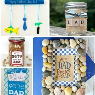 DIY FATHER'S DAY GIFTS FOR DAD