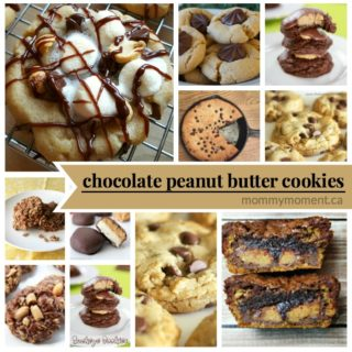 19 OF THE BEST CHOCOLATE PEANUT BUTTER COOKIE RECIPES