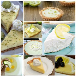 DELICIOUS LEMON AND KEY LIME PIE RECIPES