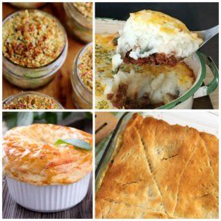 SAVORY PIE RECIPES – ULTIMATE COMFORT FOOD