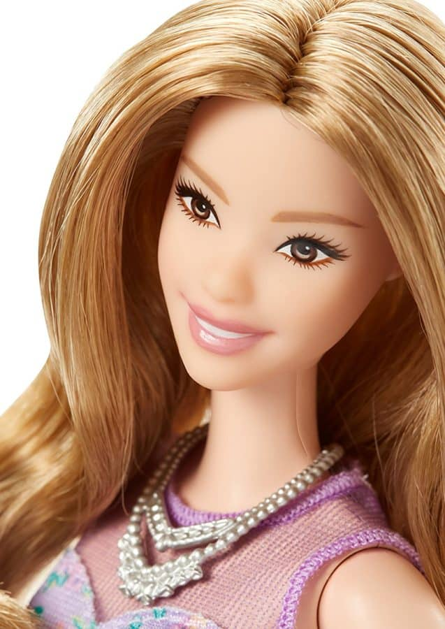 Barbie Lovely in Lilac
