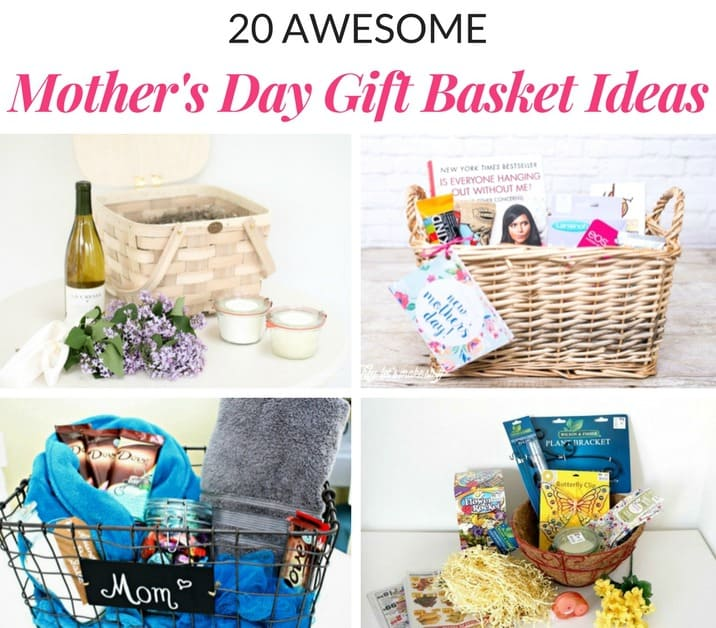 Awesome mothers day gift basket ideas mommy moment mothers day gift basket ideas negle Images