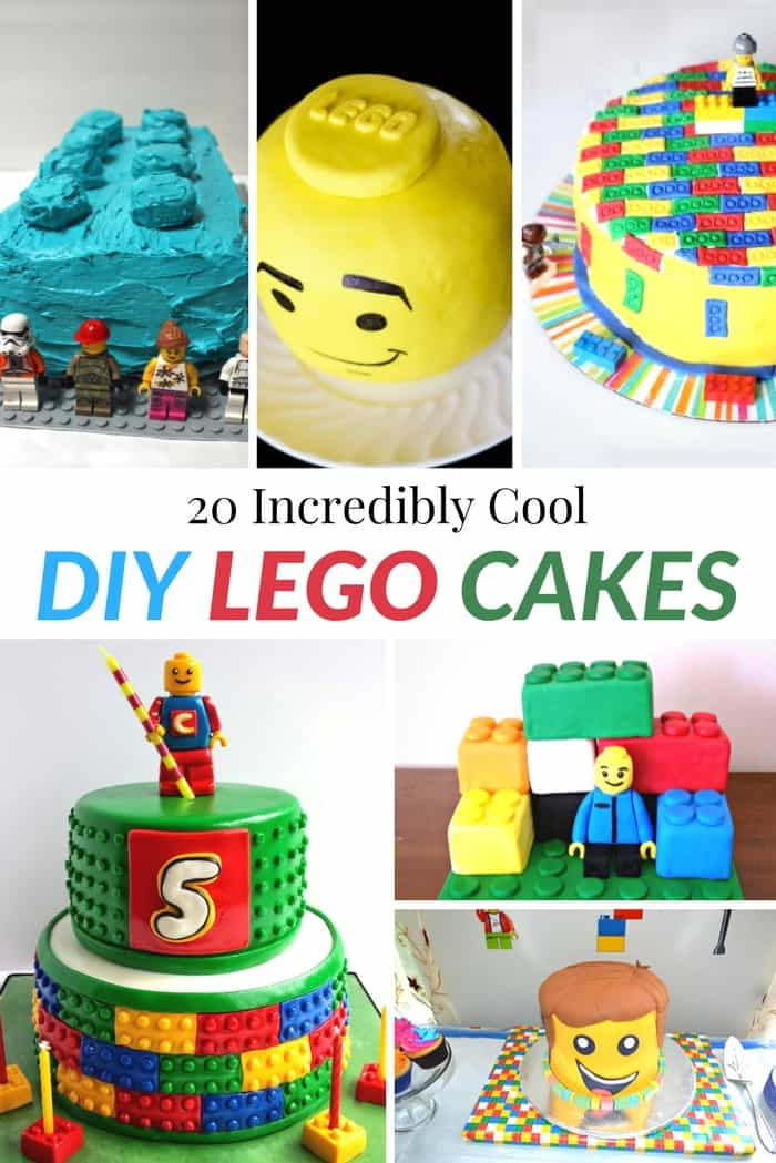 Cool Cakes You Can Make At Home