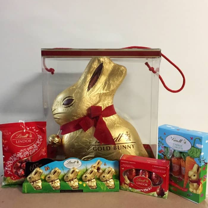Lindt Chocolate Prize Pack