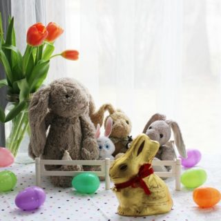 BUNNY ON THE SHELF – A NEW EASTER FAMILY TRADITION
