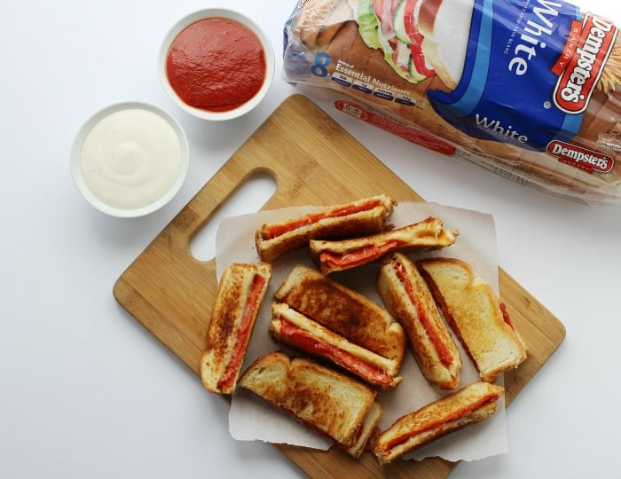 Grilled Cheese Breadventure