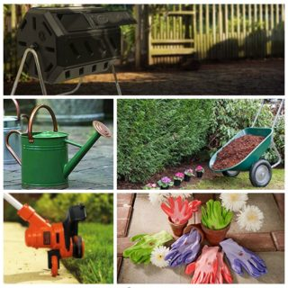 13 GARDENING MUST-HAVES