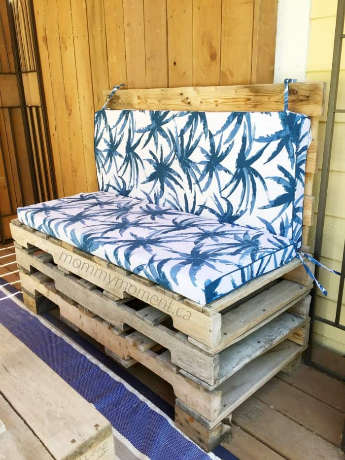 pallet project couch