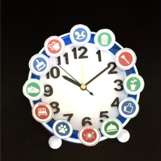 CHORE CLOCK FOR KIDS