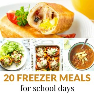 Freezer Friendly Meals For School Days-feature-mommymoment.ca