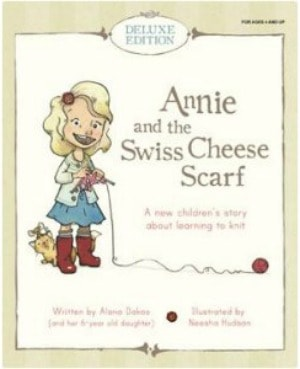 Annie and the Swiss Cheese Scarf Box Set