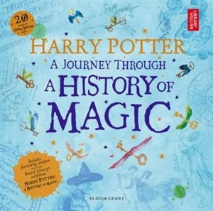 HARRY POTTER - A JOURNEY THROUGH A HISTORY OF MAGIC SMall