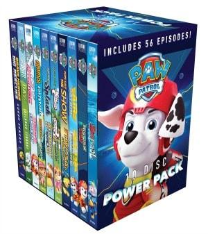 Paw Patrol Power Pack
