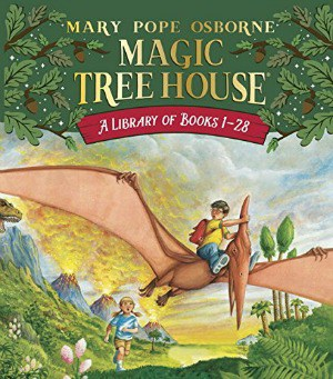 The Magic Treehouse 1-28
