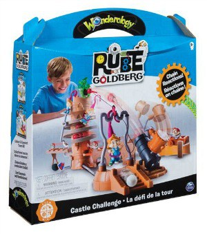 Wonderology Rube Goldberg Playset