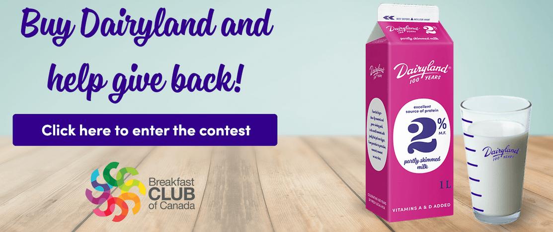 dairyland contest