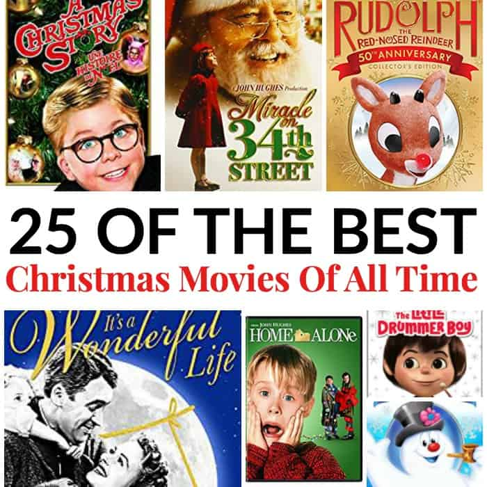 25 Of The Best Christmas Movies Of All Time Mommy Moment