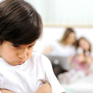 HELPING KIDS DEAL WITH AND OVERCOME JEALOUSY