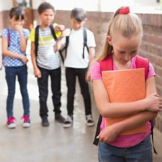 helping your child deal with bullies