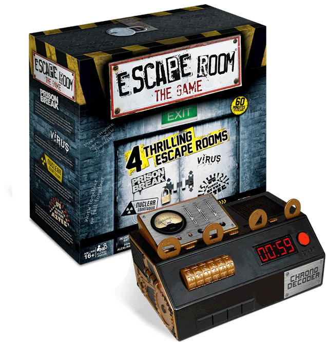 Escape room the game 31daysofgifts mommy moment for Small room escape 12