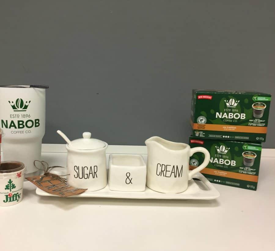 Nabob Giveaway
