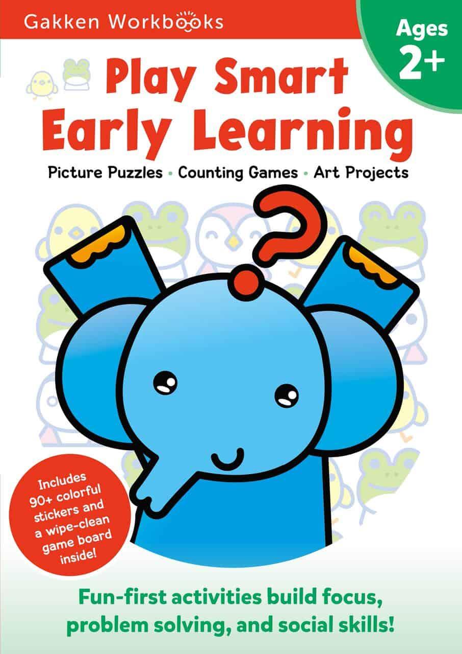 PLAY SMART WORKBOOKS #31DAYSOFGIFTS - Mommy Moment