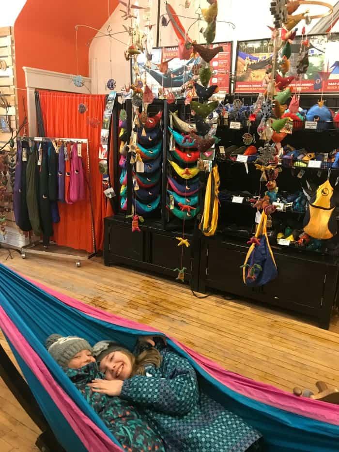 Karibu hammock montreal