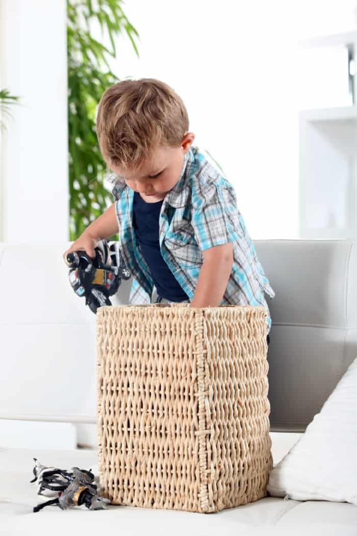 Here are some great tips to teach kids to clean up after themselves